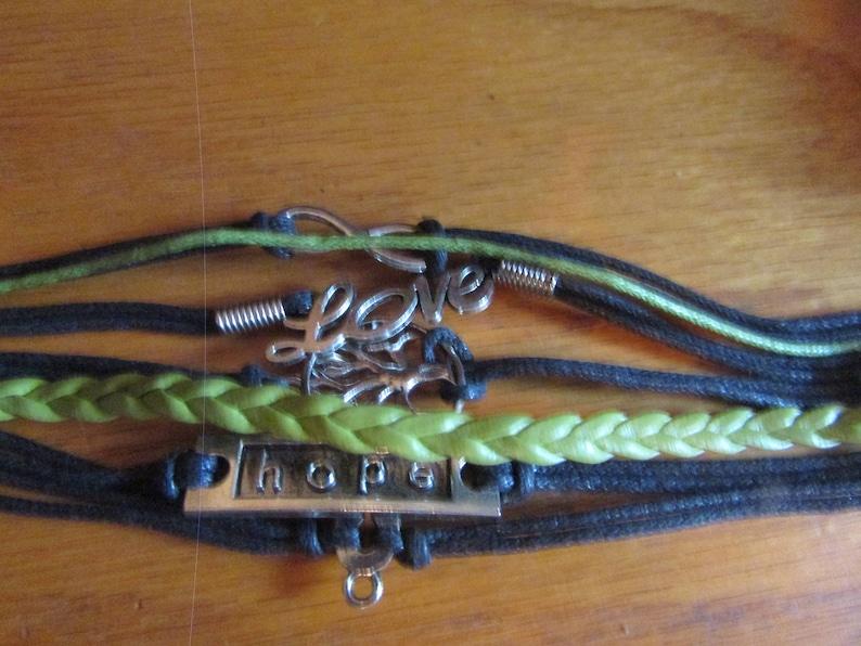 many strand bracelet