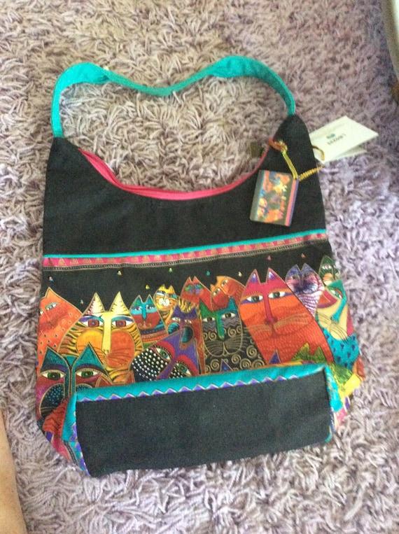 Big cat bag Laura burch