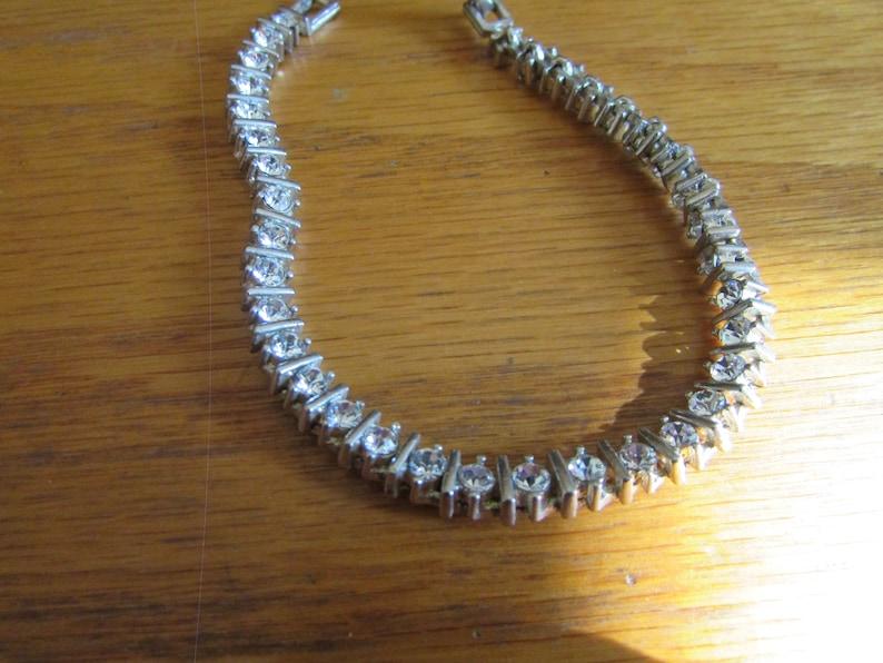 beautful rhinestone bracelet