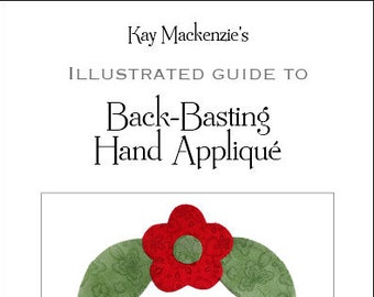 Back-Basting Instructions for Hand Appliqué