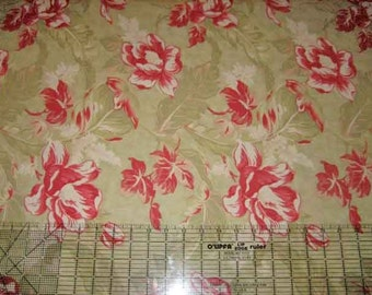 """Seaside Rose fabric 