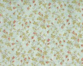 Quilting Cotton fabric   3 Sisters Favorite   Paris Flea Market Sea Glass 3734 17