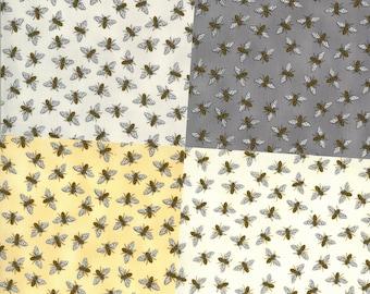 Bee Grateful Buzz Bees fabric 19965 Deb Strain Moda fabric