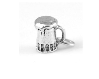 Wagon Charm ~ Stamped .925 Sterling Silver Charm ~ Childhood Charm ~ Collectible Charm ~ Jewelry ~ Unique Charm ~ Bracelet Charm ~ Kids