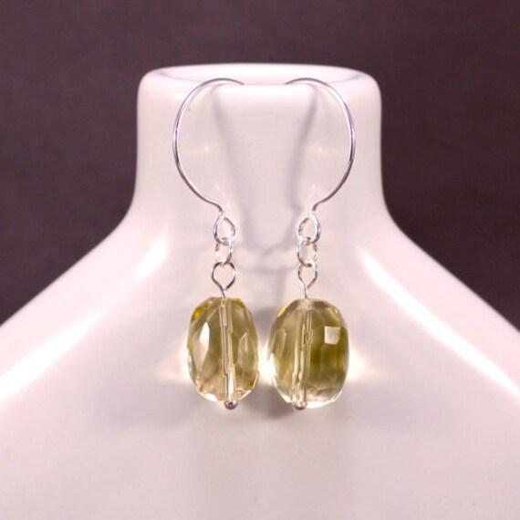 Simply Lemon Earrings
