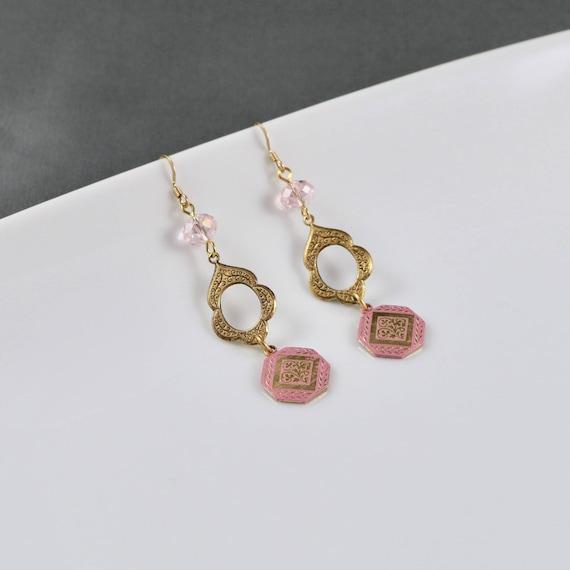 Florid Earrings (E961)