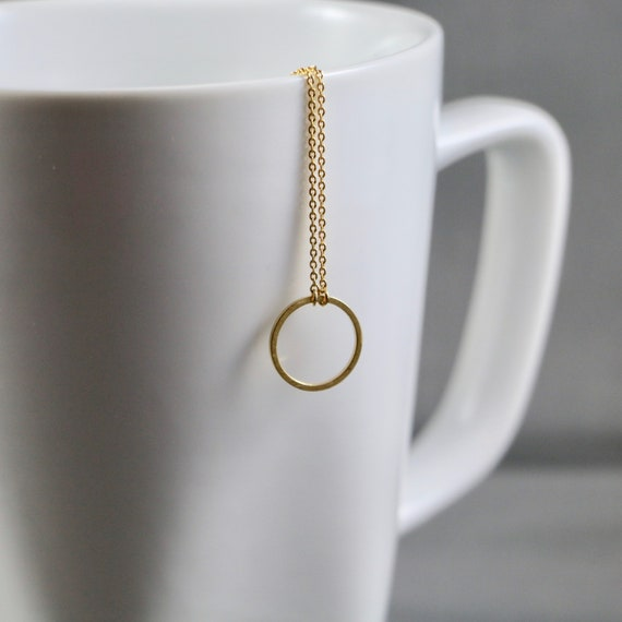 Infinity - Minimalist Necklace