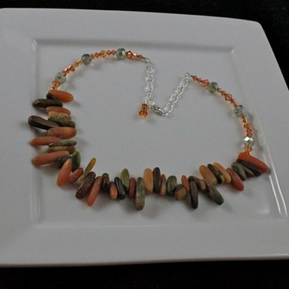 Terracotta Necklace