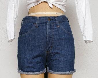 High Waist Jean Shorts JORTS
