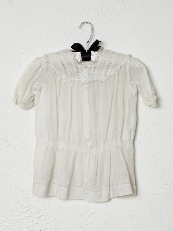 Antique Child's Blouse - image 4
