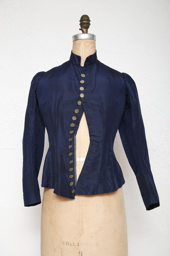 1800s Victorian Top . Antique Blouse - image 2