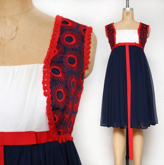 1960s Handmade Prom Dress Formal Wear