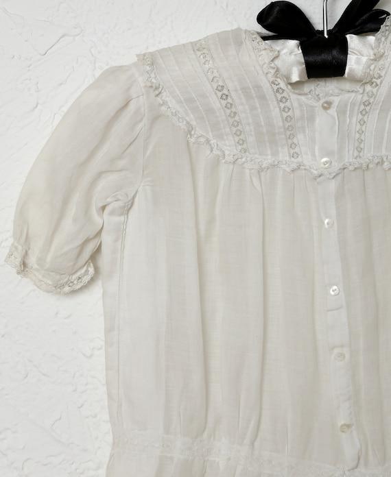 Antique Child's Blouse - image 5