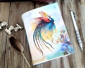 take flight journal - traveler gift journal diary notebook, gift giving