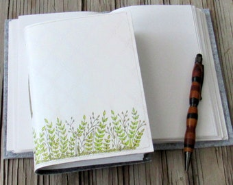 grow where you are planted journal, diary notebook planner gift giving for under 25