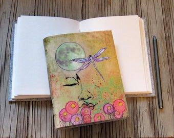 Peaceful Moments 03 journal -  peace dream life meditation  gratitude journal - tremundo
