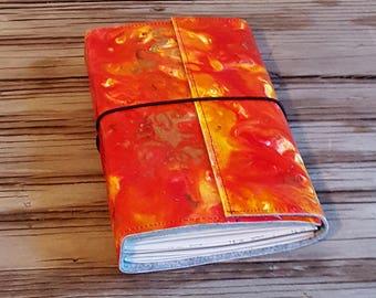 Art Journal - art diary, sketchbook, junk journal, smash journal, art teacher gift, artist gift, goal journal gift