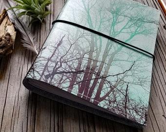 beyond journal- nature journal, tree journal, retirement gift, anniversary gift, diary notebook gift - tremundo