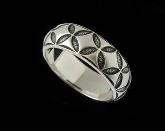 Mosaic Ring Band  2515S