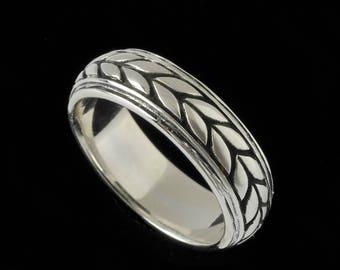Large Leaf Ring  2513S