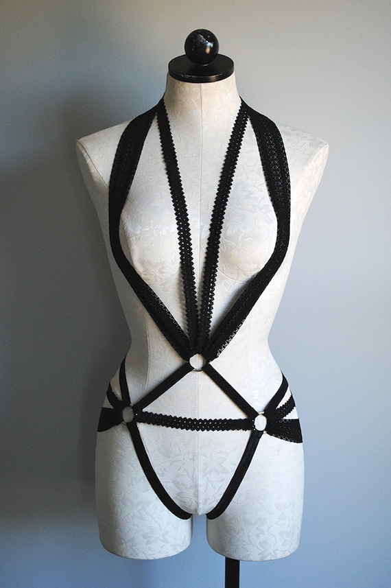 Donna Lacey Body Harness