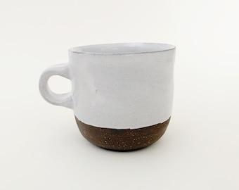Espresso Mug, Clay Cup, Coffee Mug, Coffee Gift