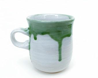 Single Finger Mug, Coffee Mug, Stoneware, Pottery, Ceramics, Tea Mug, Coffee Mug, Coffee Cup