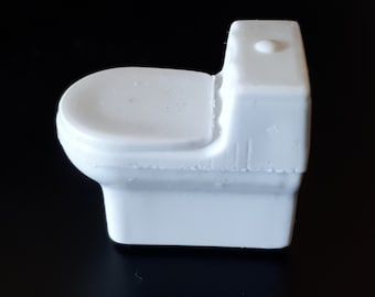 1:24/25 Toilet for dollhouse or diorama