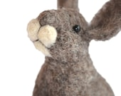 Rabbit Felting Kit - Needle Felting Kit - DIY Kit - Craft Kit - Felting Supplies - DIY Craft Kit - Starter Kit - Needle Felted – Beginner