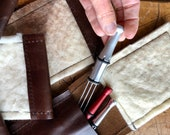Case for Needle Felting Tools
