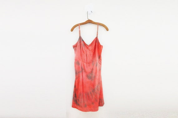vintage 60s Upcycled Hand Dyed Aristocraft Coral P