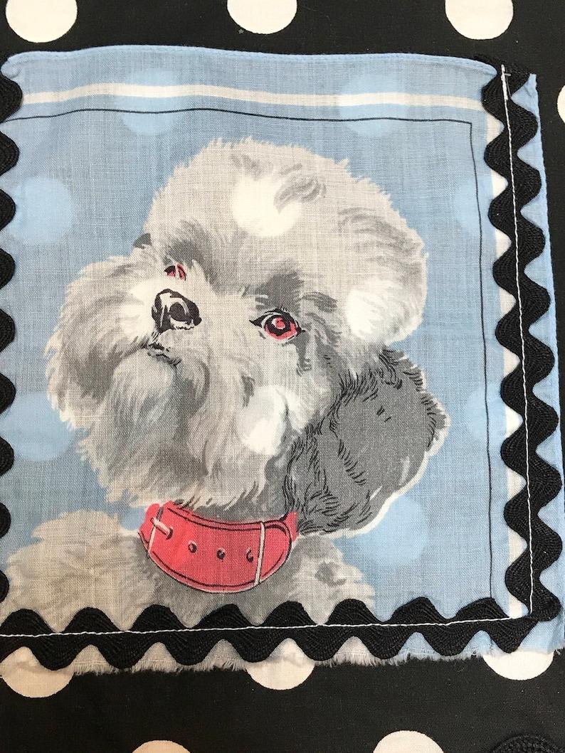 Vintage Crochet PATTERN to make Fancy Tea Apron Holiday Party PleatedApron