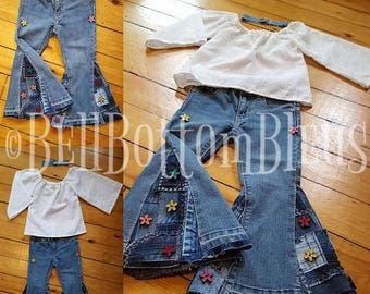 Bell Bottoms for children - Oh Yes! Kids Jeans Childrens Jeans Boys Girls Baby Denim