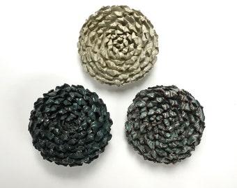 Set of 3 Fancy Wallflowers