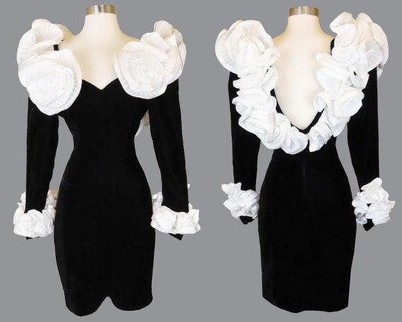 80s Prom Dress, Vintage Prom, 1980s Dress, 90s Pro