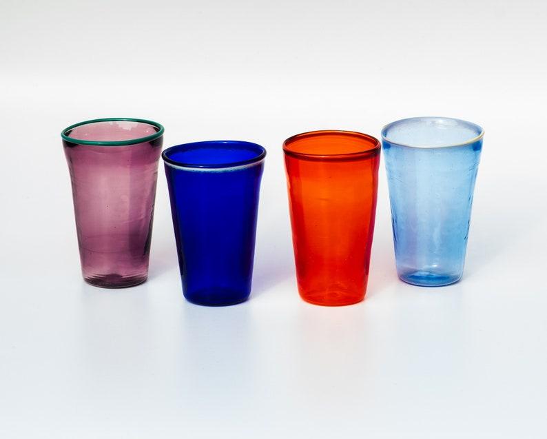 Set of 4 shot glasses image 0