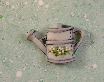 Small Watering Can Embellishment