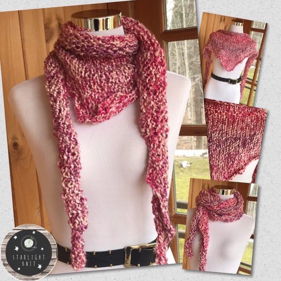 Leightweight Lacy Ladies Fshion Scarf FREE SHIPPING
