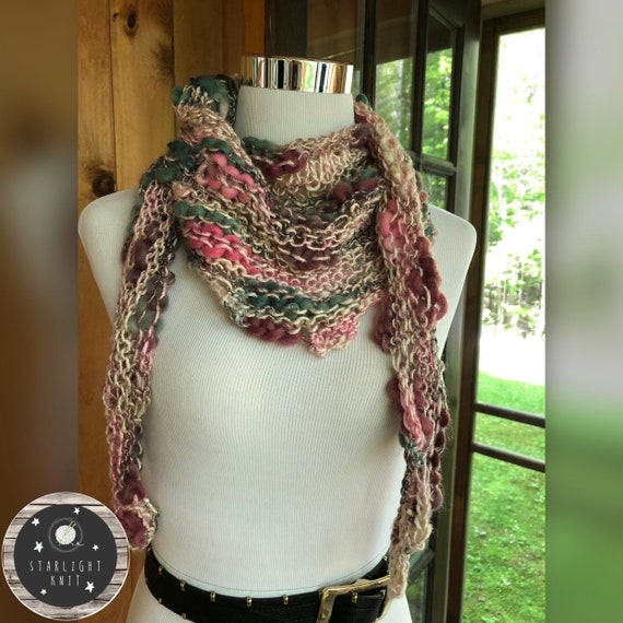 Lightweight Lacy Ladies Fashion Scarf FREE SHIPPING