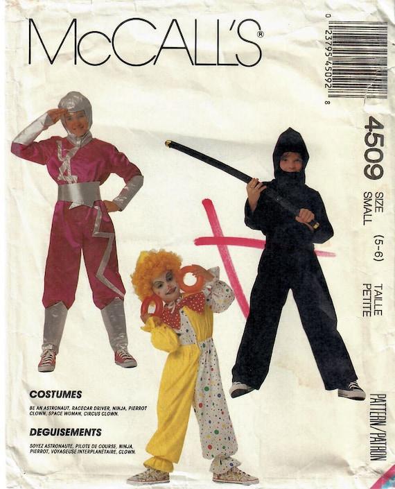 1980er Jahre McCall 4509 Vintage Schnittmuster der jungen   Etsy