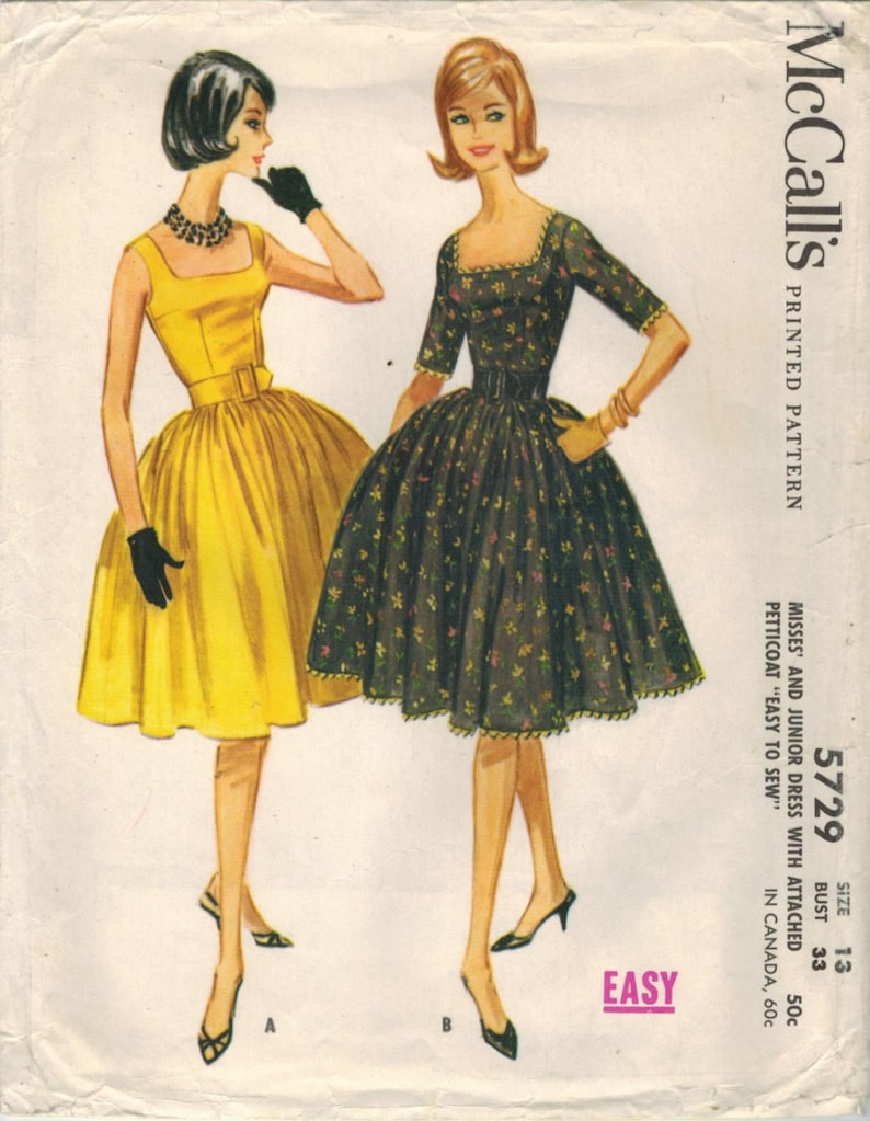 Junior Evening Dress Patterns