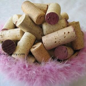 50 Wine Corks Wine Crafts Recycled Wine Corks All Natural Corks Wine Wedding Used Wine Corks