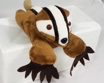 Last Airbender Badgermole - Shoulder Pet