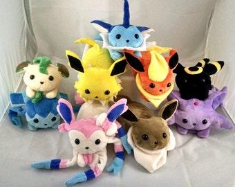 Eeveelution Shoulder Pets - Pokemon