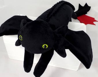 How to Train Your Dragon Toothless - Shoulder Pet