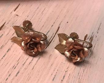 413012b6d6056 Krementz earrings | Etsy