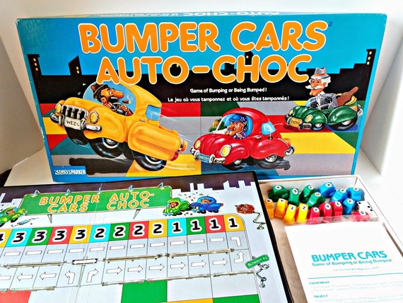Matt's Boardgame Review Episode 145: Bumper Cars - YouTube
