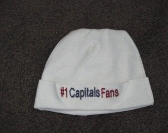 e148b7feb Capitals hat   Etsy