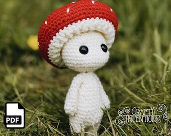 Impkin Crochet Pattern by Crafty Intentions DIGITAL PDF Downloadable