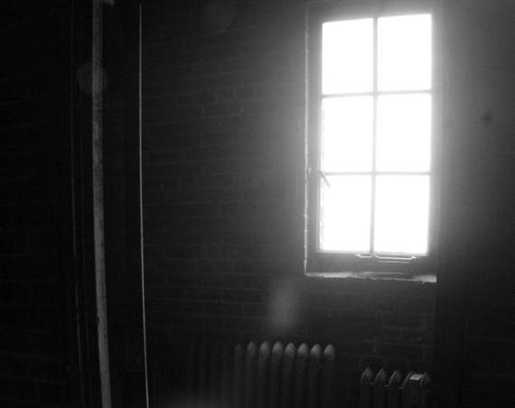 """Ghosts of Light,"" Ellis Island Immigrant Hospital, New Jersey, 2017."
